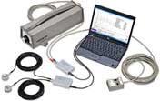 Dynamic Calibrator laser measurement